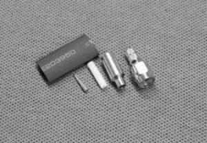 SMA Male plug for RG174/RG188/RG316