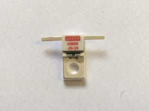 6dB 20W Flange attenuator