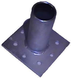SPID adaptor plate