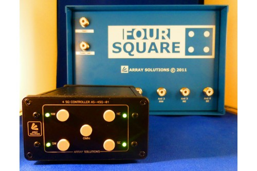 Four Square Hybrid Controller for 40m