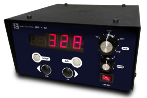 AS-R1 Digital Rotator Controller Front View