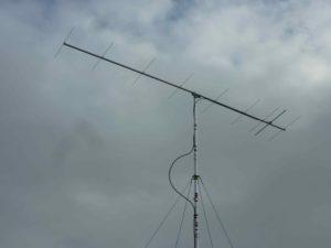 CQM9C4 144MHz 9 elel PowAbeam antenna