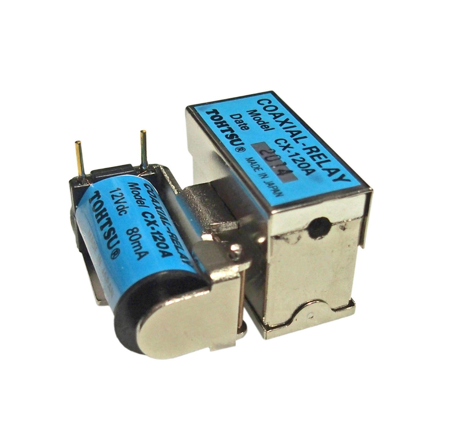 Tohtsu CX-120A coaxial relay