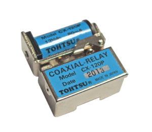 Tohtsu CX-120P coaxial relay