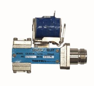 Tohtsu CX-531N Coaxial Relay