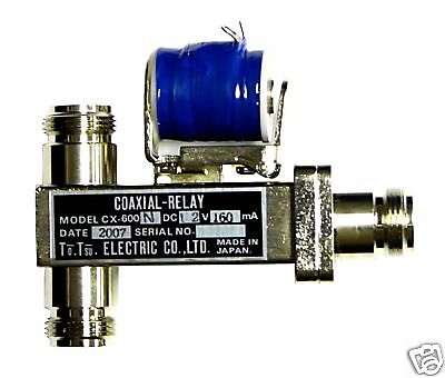 Tohtsu CX-600N Coaxial Relay
