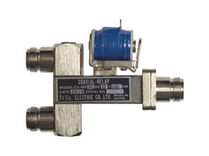 Tohtsu CX-600NL Coaxial Relay