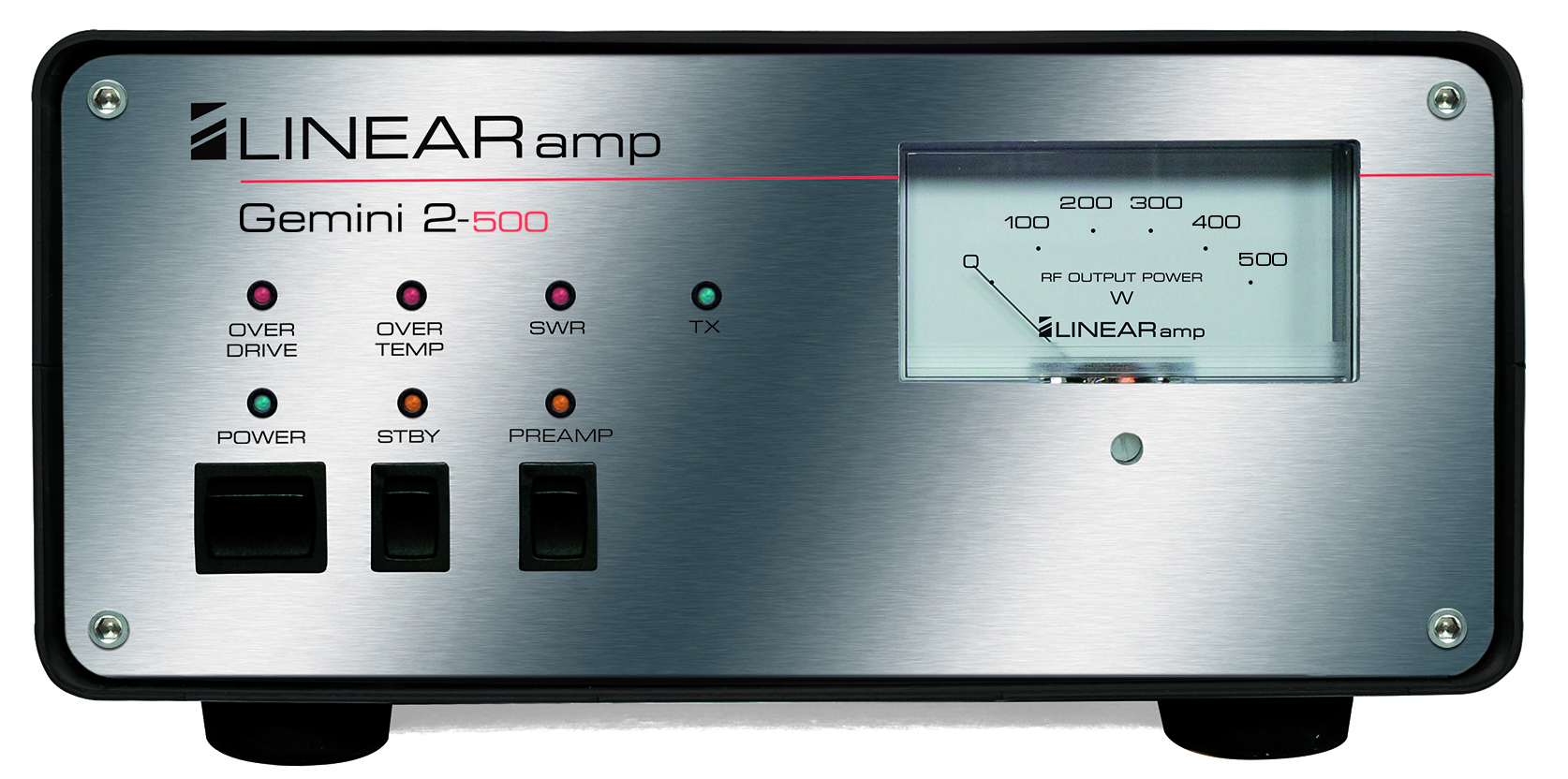 Gemini 2 - 144MHz 500W solid state Linear Amplifier