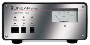 Gemini 70 - 432MHz 300W solid state Linear Amplifier