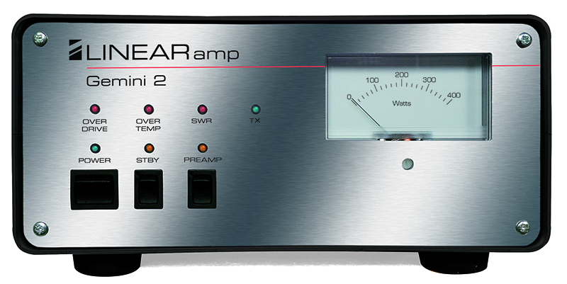 Gemini 2 - 144MHz 300W solid state Linear Amplifier