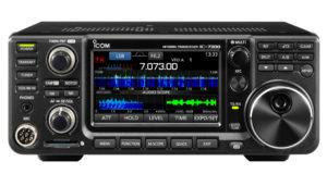 Icom IC-7300 HF/6/4m SDR Transceiver