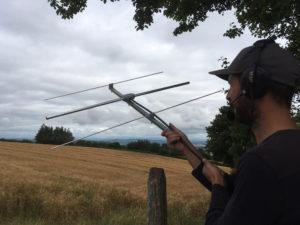 CQMSOTA144 144MHz lightweight portable SOTA antenna
