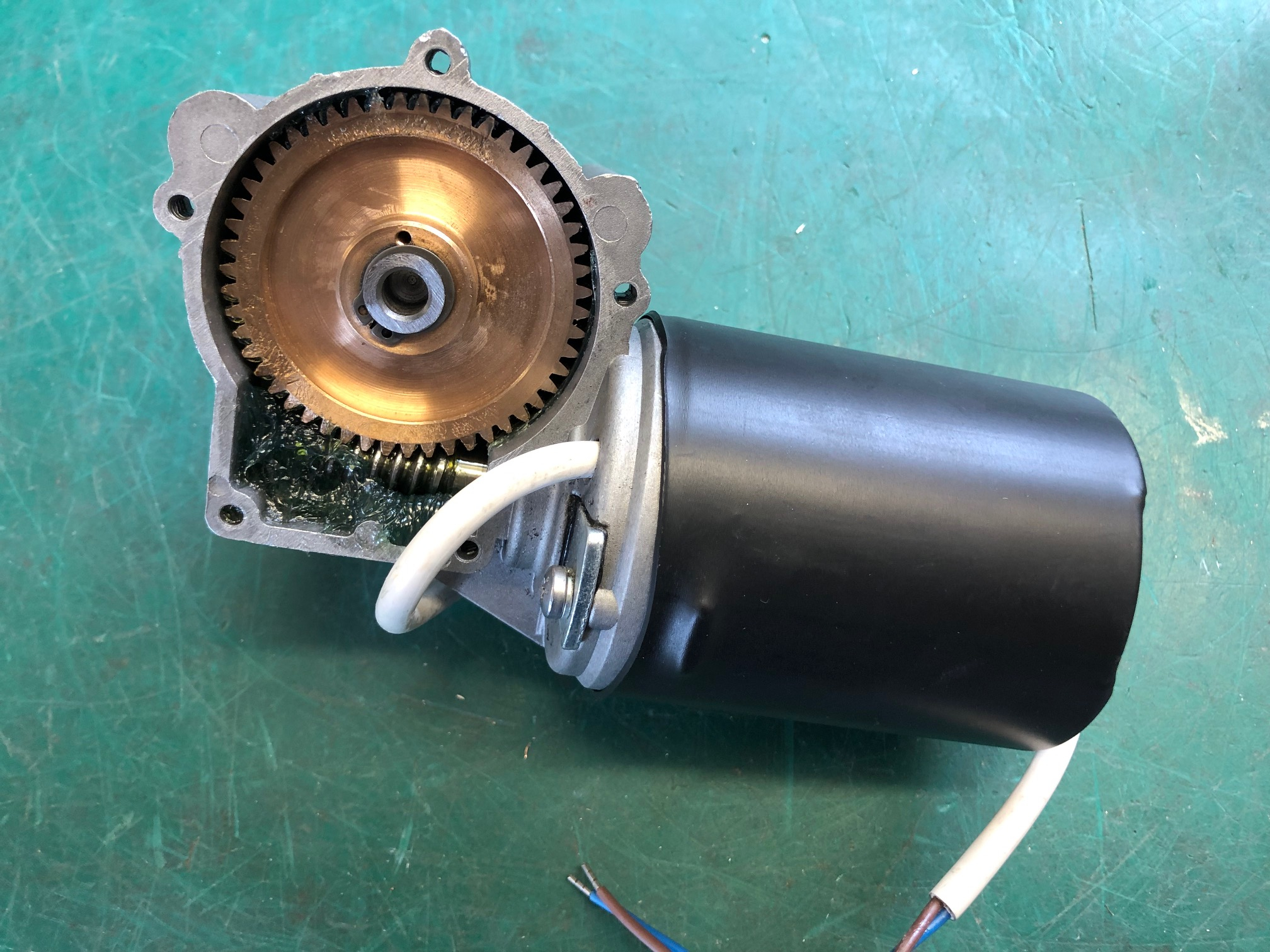 SPID Rotator replacement motor assembly - BIG-RAS HR