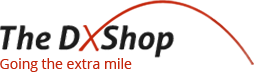 The DX Shop Logo