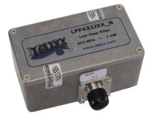 432MHz Low Pass Filter
