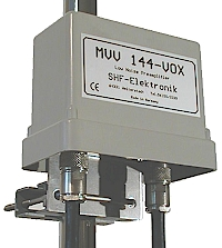 MVV-144-VOX 2m Masthead Preamplfier