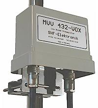 MVV-144-VOX 70cms Masthead Preamplfier