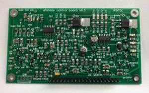 W6PQL Ultimate Amlifier Control Board v6.3