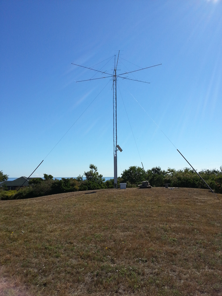 Bespoke PowAbeam antenna designs for Propagation testing