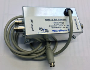 Wavenode UHF1 sensor with rfview