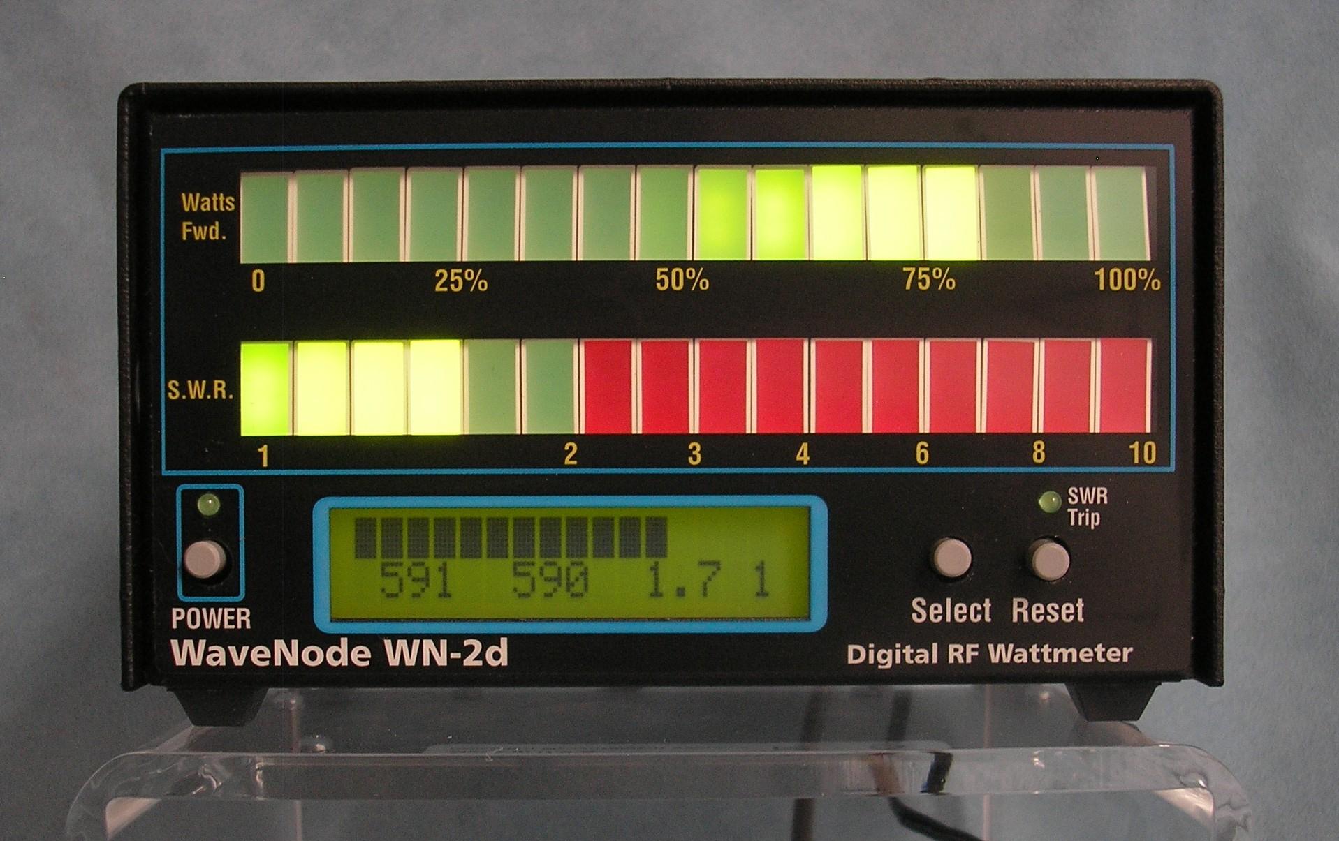 Wavennode WN-2D front view