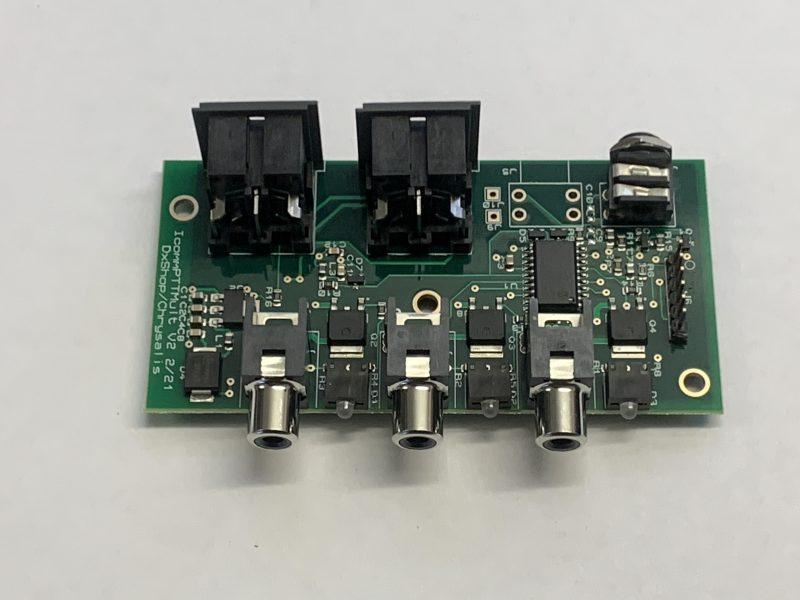 PTT Multiplier PCB