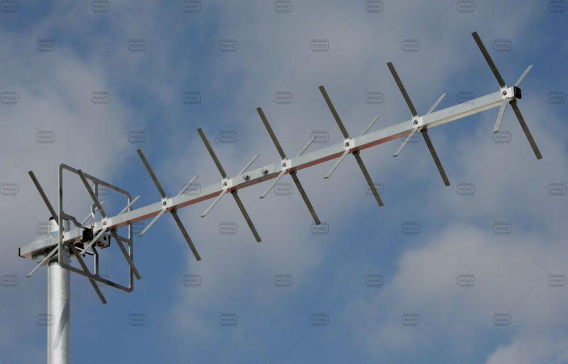 Wimo 432 MHz X-Quad 18011